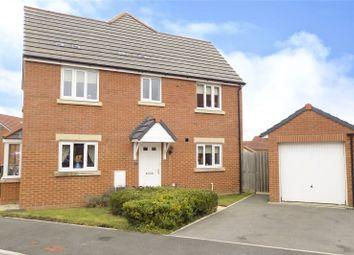 Thumbnail 3 bed semi-detached house for sale in Arabian Avenue, Moulden View, Swindon
