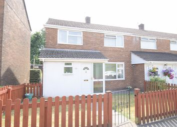 Thumbnail 2 bed end terrace house for sale in Green Willows, Oakfield, Cwmbran