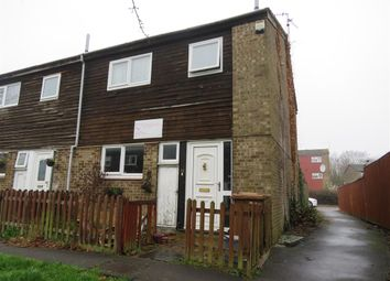 Thumbnail 3 bed end terrace house for sale in Kirkmeadow, Bretton, Peterborough