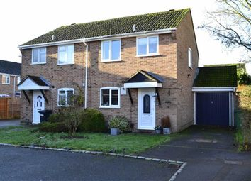Thumbnail 3 bed semi-detached house for sale in Fyfield Road, Thatcham, Berkshire