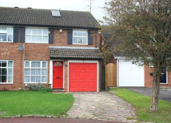Thumbnail 3 bed semi-detached house to rent in Wheelton Close, Earley, Reading, Berkshire