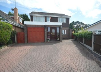 Thumbnail 5 bed detached house for sale in Ivy Farm Drive, Little Neston, Neston