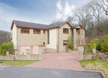Thumbnail 6 bed detached house for sale in Glen Noble, Cleland, Motherwell, North Lanarkshire