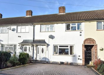 Thumbnail 3 bed terraced house to rent in Ensign Way, Stanwell