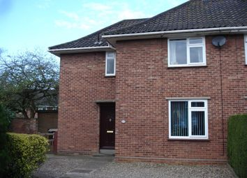 Thumbnail 3 bed semi-detached house to rent in Wycliffe Road, Norwich