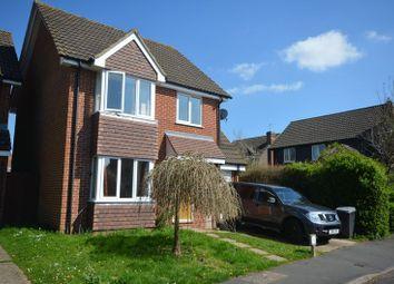 Thumbnail 4 bed detached house to rent in Edington Close, Bishops Waltham, Southampton