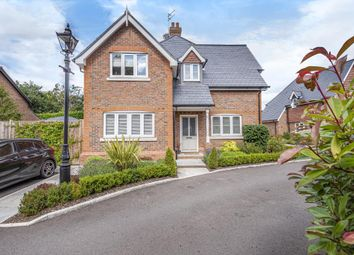 Thumbnail 2 bed semi-detached house for sale in Windlesham, Surrey
