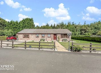 Thumbnail 4 bed detached bungalow for sale in Warenford, Belford, Northumberland