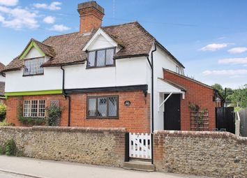 Thumbnail 3 bed semi-detached house for sale in The Street, Manuden, Bishop's Stortford