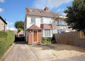 Thumbnail 4 bedroom semi-detached house for sale in The Hillway, Portchester, Fareham