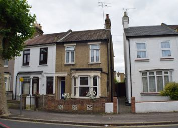 Thumbnail 3 bedroom end terrace house for sale in 30 Windsor Road, Westcliff-On-Sea, Essex