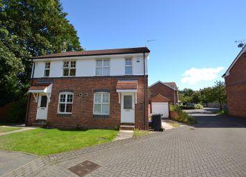 Thumbnail 3 bedroom semi-detached house to rent in Meadow Walk, Chapel Allerton, Leeds
