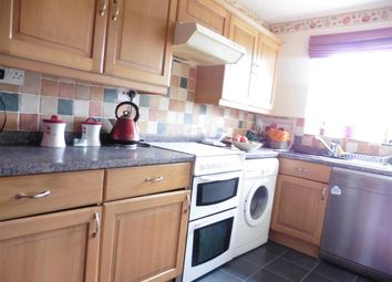 Thumbnail 2 bed terraced house for sale in The Willows, Newport, Isle Of Wight