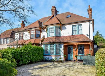 Thumbnail 5 bed semi-detached house for sale in Crowstone Road, Westcliff-On-Sea, Essex