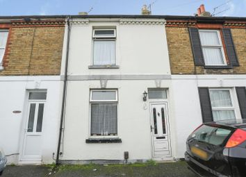 Thumbnail 2 bed terraced house for sale in Barton View Terrace, Dover
