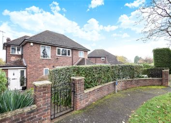 Thumbnail 4 bedroom detached house for sale in Sherfield Avenue, Rickmansworth, Hertfordshire