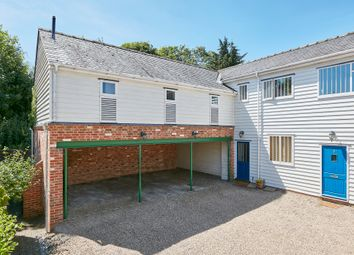 Thumbnail 3 bed town house for sale in Cavendish Road, Clare, Suffolk