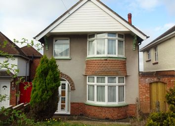 Thumbnail 3 bed detached house for sale in Silbury Road, Off Anstey Lane, Leicester