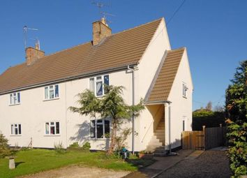 Thumbnail 2 bed maisonette for sale in Gassons Road, Lechlade