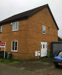 Thumbnail 2 bedroom semi-detached house to rent in Combe Martin, Furzton, Milton Keynes