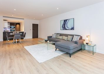 Thumbnail 2 bed flat to rent in Lancaster House, Sovereign Court, Beadon Road, Hammersmith