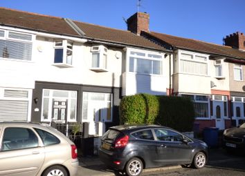 Thumbnail 3 bed terraced house for sale in Withnell Road, Stoneycroft, Liverpool