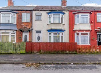 Thumbnail 3 bedroom terraced house for sale in Washington Street, Hull, Kingston Upon Hull