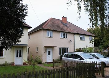 Thumbnail 3 bed semi-detached house for sale in Gunhild Way, Cambridge