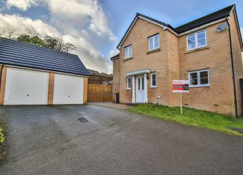 Thumbnail 5 bed detached house for sale in Pen Y Dyffryn, Cwm Faenor, Merthyr Tydfil