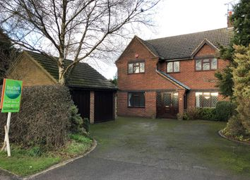 Thumbnail 4 bed detached house for sale in Diamond Avenue, Kirkby-In-Ashfield, Nottingham