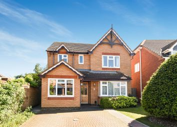 Thumbnail 4 bedroom detached house for sale in Thomas Way, Royston