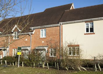 Thumbnail 2 bed terraced house to rent in St Swithins Road, Elvetham Heath, Fleet