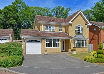 Thumbnail 4 bed detached house to rent in Tunnel Wood Road, Watford, Hertfordshire