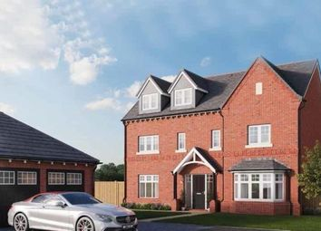 Thumbnail 5 bed detached house for sale in Preston Road, Inskip, Preston