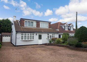 6 bed detached bungalow for sale in Hever Avenue, West Kingsdown, Sevenoaks, Kent TN15