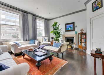 Thumbnail 4 bed flat to rent in Clanricarde Mansions, Clanricarde Gardens, London