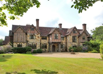 Thumbnail 8 bed equestrian property for sale in Chillies Lane, Crowborough, East Sussex