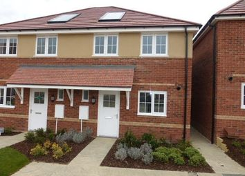 Thumbnail 3 bed semi-detached house to rent in Osprey Drive, Corby