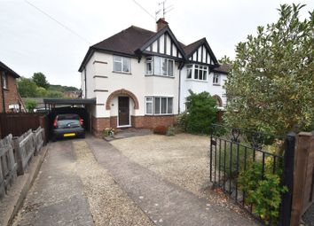 Thumbnail 3 bed semi-detached house for sale in Camp Hill Road, Worcester, Worcestershire