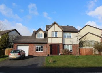 Thumbnail 4 bed detached house for sale in King Orry Road, Glen Vine, Isle Of Man