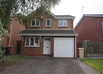 Thumbnail 3 bed detached house for sale in Clough Fold, Stoneclough, Manchester