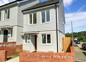 Thumbnail 3 bed semi-detached house for sale in Chalet Hill, Bordon, Hampshire