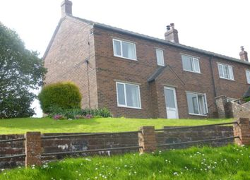 Thumbnail 3 bedroom semi-detached house to rent in Marsh View, Boustead Hill, Burgh-By-Sands, Carlisle