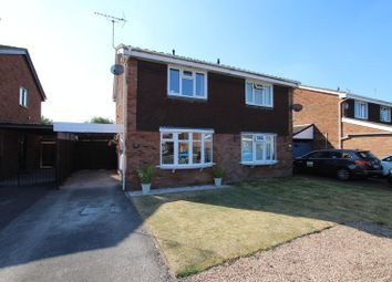 Thumbnail 2 bed semi-detached house to rent in Ravens Way, Burton-On-Trent