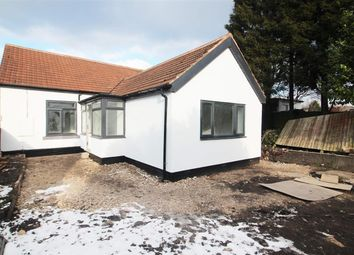 Thumbnail 4 bed bungalow for sale in Bentley Lane, Walsall