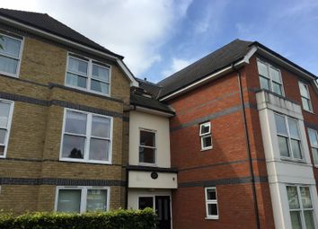 Thumbnail 2 bed flat to rent in Tower Court, Vicarage Road, Egham