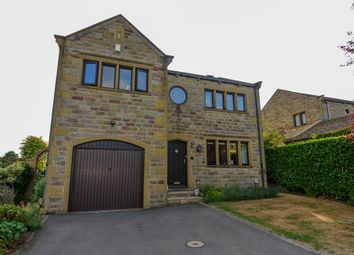 Thumbnail 3 bedroom detached house for sale in Sheardale, Honley, Holmfirth