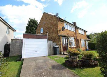 Thumbnail 2 bed semi-detached house for sale in Stevenage Crescent, Borehamwood, Hertfordshire