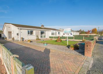 Thumbnail 3 bed semi-detached bungalow for sale in 10 Vancouver Place, Eastriggs, Dumfries & Galloway