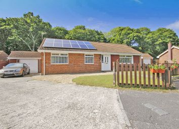 Thumbnail 3 bed detached bungalow for sale in Bramble Way, Bransgore, Christchurch